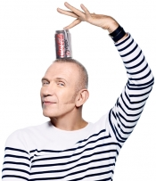 Jean Paul Gaultier for Coca Cola