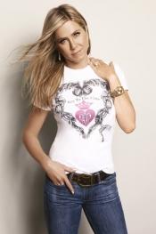 Celebrity and Fashion Trends - Jennifer Aniston for Saks