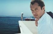 Jude Law de Paris au Cote d'Azur pour Dior