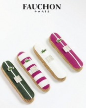 Lacoste 80th anniversary celebrated by Fauchon