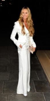 Elle Macpherson in Ralph Lauren at Rodial Beauty Awards