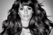 Beauty trends: Lea Michelle and L'Oréal for 2013 Awards