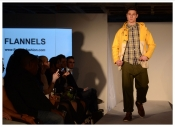 Anti-Fur Protesters Invade Catwalk At Manchester Fashion Week