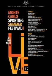 Best events: Monte Carlo Sporting Summer Festival 2013