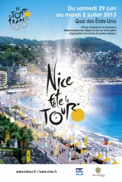 Nice is waiting for the Tour of France