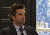 Patrick Dempsey makes his show at 24 hours of Mans