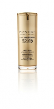 A new anti age and anti wrinkle skin product with hyaluronic acid
