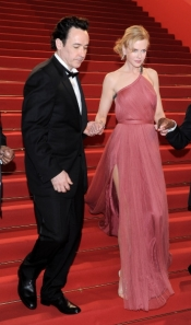 Nicole Kidman in Lanvin dress at Cannes Film Festival