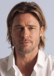 Brad Pitt, the image of Chanel No 5