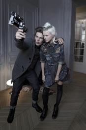 Designer fashion trends - Bershka campaign AW 2012 / 2013