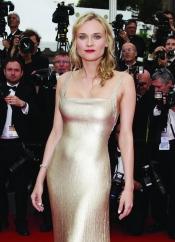 Diane Kruger, ambassador of Jaeger-LeCoultre jury member of Cannes Festival 2012
