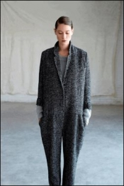 AW 2012 trends: androgynity