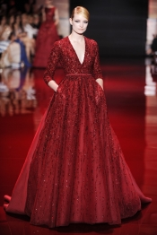 Fashion collection from Elie Saab Haute Couture 2013