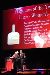 FiFi Fragrance Awards 2012