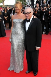 Gucci and Martin Scorsese at Cannes Film Festival
