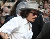 Johnny Depp as a Fashion Icon