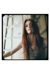 Julianne Moore is the face of the Reed Krakoff fall campaign