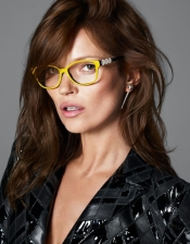 Kate Moss for Versace's New Line of Eyewear