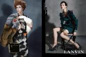 Fashion trends - Lanvin Winter 2013 campaign