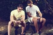 Men fashion trends - Men's shorts get shorter as temperatures soar