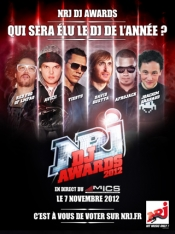 NRJ DJ AWARDS 2012