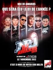 NRJ DJ AWARDS 2012