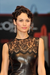 Olga Kurylenko Hits The Venice Film Festival Red Carpet