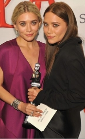 Ashley & Mary Kate Olsen, Designer of the Year
