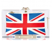 Charlotte Olympia trio purses in the honour of Queen Elisabeth II