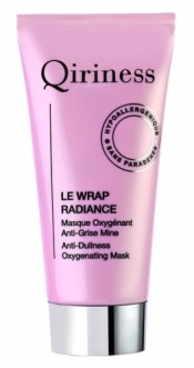 QIRINESS Wrap Radiance: anti-dullness