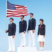 Ralph Lauren's Olympic Uniforms