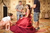 Campari calendar: behind the scenes with Penelope Cruz