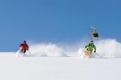 A heliski holiday with Luc Alphand