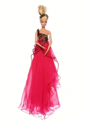 Escada doll for Unicef