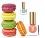 Estee Lauder Paris Macarons Pure Color Spring 2013 Nail line