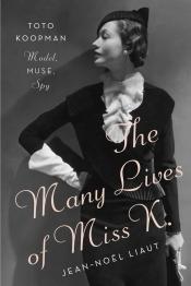The Many Lives of Miss K.: Toto Koopman — Model, Muse, Spy
