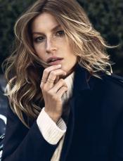 H&M autumn/winter 2013 campaign with Gisele Bündchen revealed