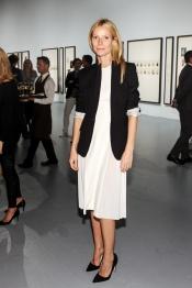 Gwyneth Paltrow wearing Rupert Sanderson