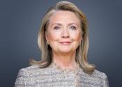 Michael Kors honours Hillary Rodham Clinton