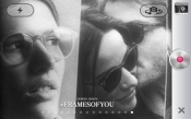 Trend: Giorgio Armani Eyewear and its Frames of Life campaign
