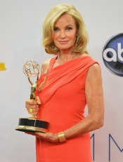 Jessica Lange attended the 64th Primetime Emmy Awards