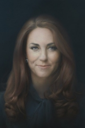 Kate Middleton's official portrait revealed