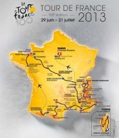 Big start of Tour de France 2014