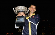 Novak Djokovic wins Australian Open for the third consecutive time