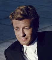 Simon Baker, a Mentalist for Givenchy