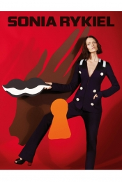 Fashion trends for autumn 2013 from Sonia Rykiel