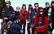 Snow Chic, the winter capsule collection of Tommy Hilfiger