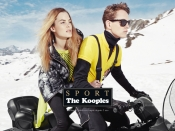 The campaign for the AW 2013 -14 fashion collection from The Kooples Sport