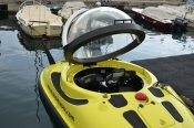 Explore the submersible at Monaco Yacht Show and not only