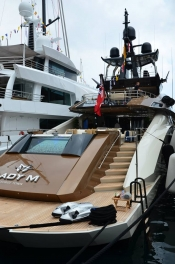 Monaco Yachts Show 2013, the place for alluring designs and the latest innovations